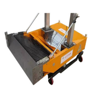 Automatic Wall Plastering Machine with High Quality pictures & photos