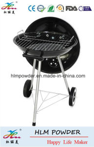 Silicon Based Heat Resistant Powder Coating with Reach Standard for BBQ pictures & photos