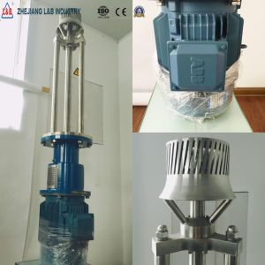 High Speed Dispersion Machine Vacuum Mixer pictures & photos