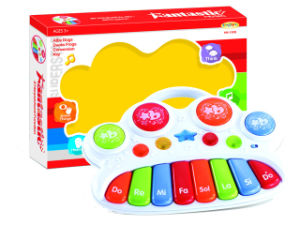 Musical Instrument Electric Organ Toy (H0072022) pictures & photos