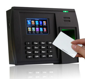Biometric Time Attendance System with MIFARE Reader (5000TC/MF) pictures & photos