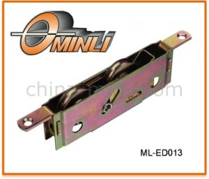 Industrial Punching Bracket Pulley (ML-ED013) pictures & photos