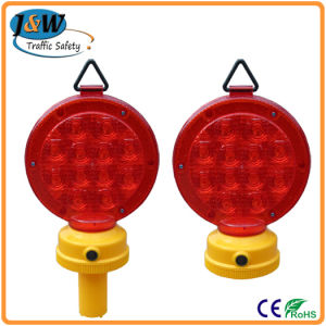 Road Traffic Safety Barricade LED Warning Light, LED Strobe Lamp pictures & photos