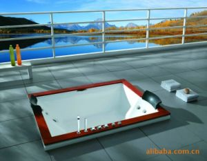 Under Ground Indoor Hot Tub for Two People (M-2036) pictures & photos
