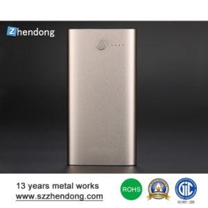 Anodized Aluminum Extrusion Enclosure Aluminum Die Cast Enclosure
