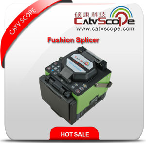 Csp-380 Optical Fiber Fusion Splicer/Splicing Machine pictures & photos