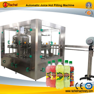 Automatic Hot Juice Bottling Machine pictures & photos