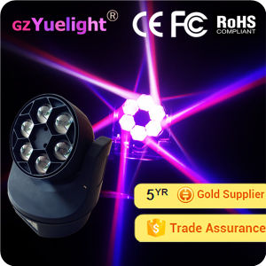 Yuelight 6PCS 15W Honeycomb Clay Paky Bee Eye LED Moving Head Light pictures & photos