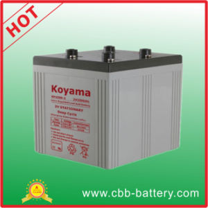 Good Quality 2V 1500ah Industrial Battery Storage Lead Acid Battery pictures & photos