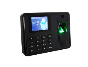 Cheaper Fingerprint Time Attendance Terminal (T5) pictures & photos