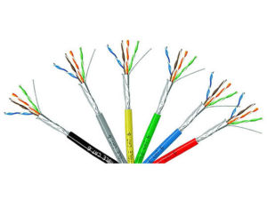 Pass Fluke Test FTP CAT6 Cable pictures & photos