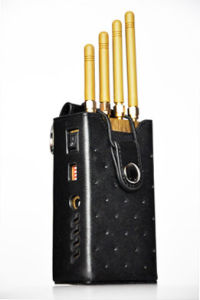 Handheld/Portable Mobile Phone Signal /3G/4G/GPS/WiFi Jammer/Blocker/Isolator pictures & photos