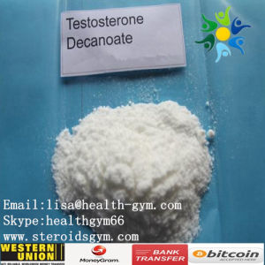 Steriods Powder Testosterone Deca Testosterone Decanoate for Muscle Building