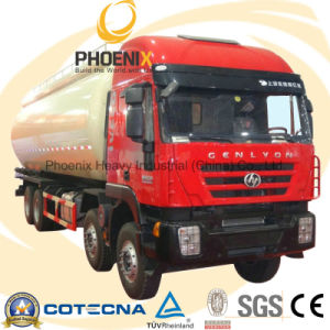 310HP 8X4 Iveco Oil Tanker Truck with Hongyan Chassis pictures & photos