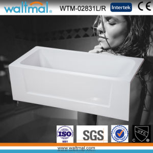 Cupc Rectangle Skirted Built-in Bathtub (WTM-02831) pictures & photos