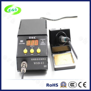 High Frequency Digital ESD Soldering Station with Adjustable Temperature (TSL-WSD-81) pictures & photos