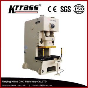 Jh21 C-Frame Pneumatic Clutch Power Press Machine