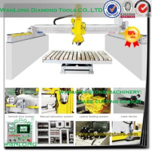 PLC-600 Bridge Waterjet Automatic Stone Cutting Machine - Marble&Granite Cutting Machinery pictures & photos