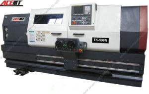 Flat Bed CNC Lathe-Tk-500n pictures & photos