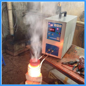 1-2kg Steel Gold Copper Electric Induction Melting Furnace (JL-15/25) pictures & photos