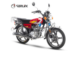 125/150cc Cg Alloy Wheel Low Fuel Comsumption Motorcycle (SL150-B1a) pictures & photos