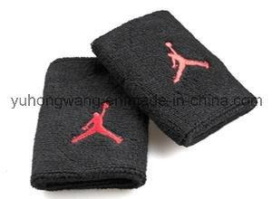 High Quality Cotton Terry Sports Wristband/Headband