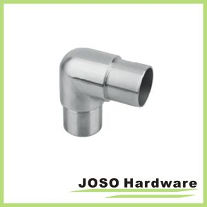 Sharp Radius 90 Degree Handrail Bracket Connector (HS206) pictures & photos