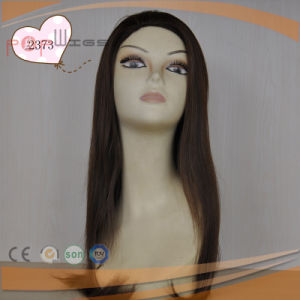No Fringe Full Lace Women Wig pictures & photos
