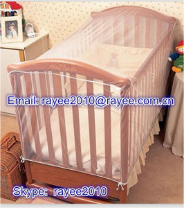 Designed Baby Bed Mosquito Net, Baby Crib Mosquito Netting pictures & photos