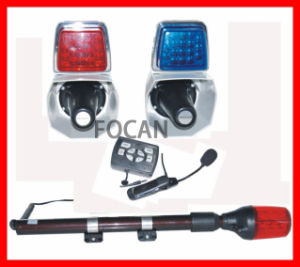 Police LED Strobe Light for Motorcycle pictures & photos