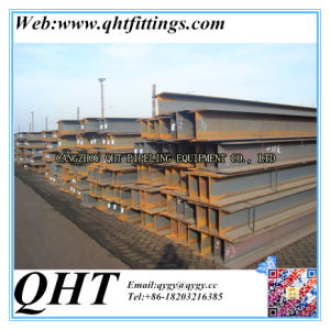 China High Quality Hot Rolled H Beam Steel pictures & photos
