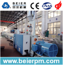 Plastic PE/PP/HDPE Pipe/Tube High Speed Extrusion/Extruder Prodcution Machine Line pictures & photos
