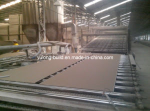 China Famous Reliable Gypsum Board Producer 12.5mm Thickness pictures & photos
