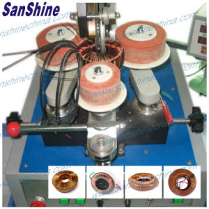 Gear Type Power Factor Corrector Toroid Coil Winding Machine (SS300-02) pictures & photos