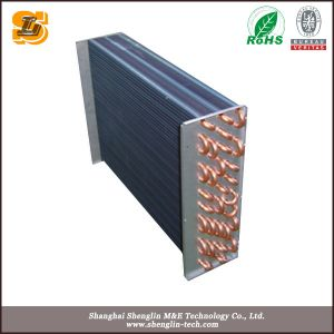 3r-4t-610 Copper Tube Aluminum Fin Evaporator pictures & photos