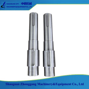 Axle Shaft-Drive Shaft- CNC Machining-Shaft-Carbon Steel