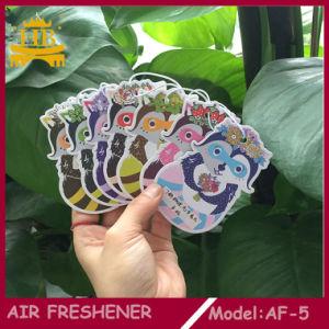 2016 Popular Paper Hanging Auto Air Freshener