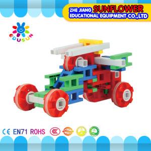Building Blocks Toys Intellectual Toys, Colorful Plastic Desk Blocks Toy Desktop Toys pictures & photos
