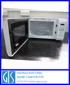 Home Appliances Inspection Certificate/Quality Control and Inspection Service pictures & photos