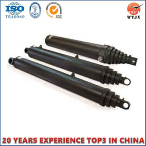 Telescopic Hydraulic Cylinder for Trailer/Dump Truck/Tipping Truck pictures & photos