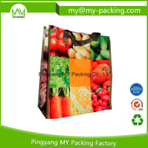 Cheap Price Strong Packaging PP Woven Shopping Bag pictures & photos