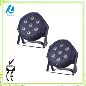 7PCS*8W LED Effect PAR Light Stage Light (PLP105C)