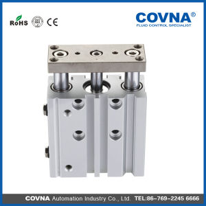 S G Series ISO6431 Standard Pneumatic Cylinder Air Cylinder pictures & photos