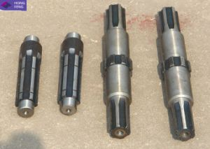 Stainless Steel Spline Shaft Coupling pictures & photos