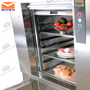 Stainless Steel Hydraulic Dumbwaiter Elevator for Kitchen Food Lift Price pictures & photos