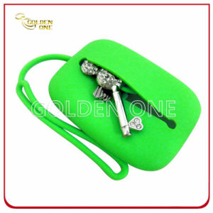 New Style Silicone Key Bag for Promotion Gift pictures & photos
