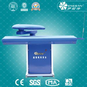 High Power Steam Heating Ironing Table with Enejean Brand