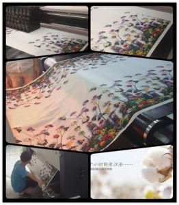 Multi-Function Uvip Ricoh Rotary Belt UV Inkjet Printer pictures & photos