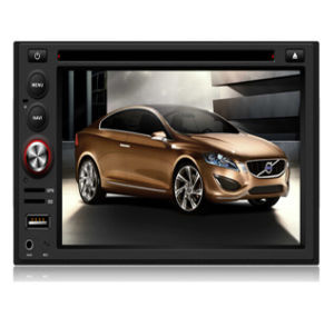 GPS Navigation HD Auto DVD Player with Radio MP3 USB pictures & photos