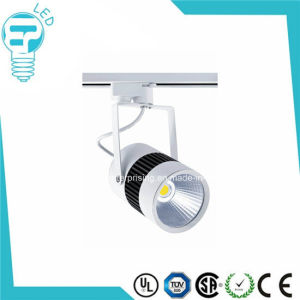 30W COB LED Track Light Black Track Lighting pictures & photos